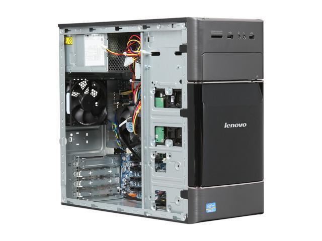 Lenovo Desktop PC H535 (57315472) A6-Series APU A6-5400K (3 60 GHz) 6 GB  DDR3 1 TB HDD AMD Radeon HD 7540D Windows 8 - Newegg com