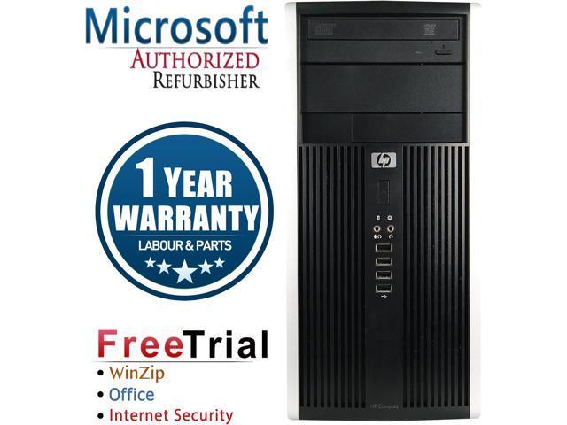 Refurbished HP Compaq Pro 6300 Tower Intel Core I5 3470 3 1G / 4G DDR3 /  1TB / DVDRW / Windows 7 Professional 64 Bit / 1 Year Warranty - Newegg com