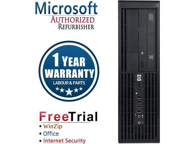 Refurbished: Refurbished HP Z220 SFF Intel Core I7 3770 3 4G / 4G DDR3 /  2TB / DVDRW / NVS300 / Windows 7 Professional 64 Bits / 1 Year Warranty -