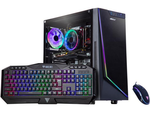 ABS Challenger Gaming Desktop (i5-10400F / 16GB / 512GB SSD / 6GB)
