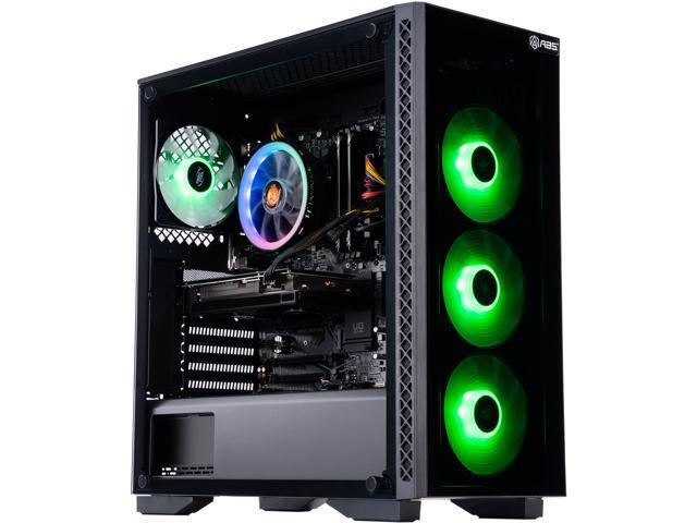 Image of ABS Master Gaming PC - Intel i5 10400F - GeForce RTX 3060 12GB - 16GB DDR4 3000MHz - 512GB SSD