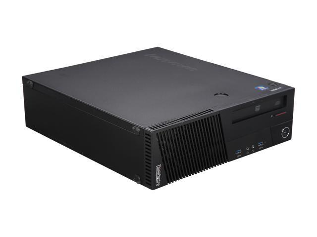 Refurbished: Lenovo Grade A Desktop Computer M83 Intel Core i5 4th Gen 4570  (3 20 GHz) 8 GB DDR3 500 GB HDD Windows 10 Pro 64-Bit - Newegg com