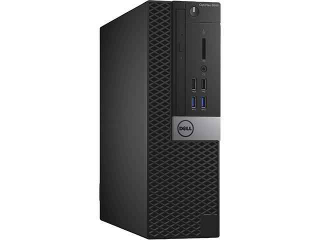 Dell Grade A OptiPlex 5040 SFF Intel Core i5 6500 (3.20 GHz) 16 GB RAM 1 TB SSD DVDRW WIFI BT Windows 10 Pro (Multi-language)