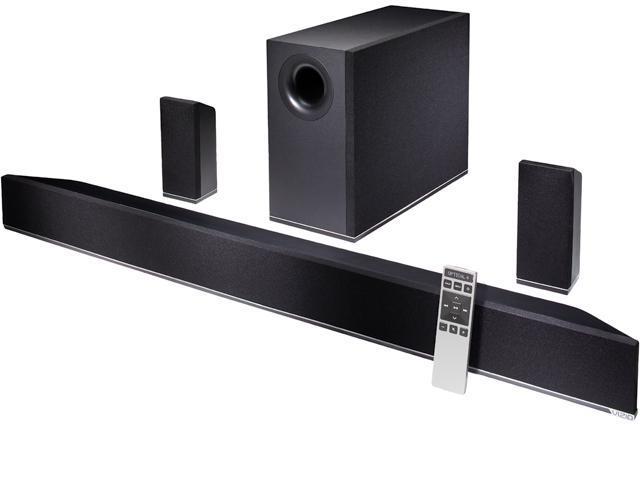 Hookup vizio sound bar