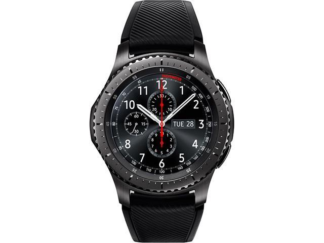 Samsung Gear S3 Frontier Smart Watch (Bluetooth version) US warranty -  Newegg com