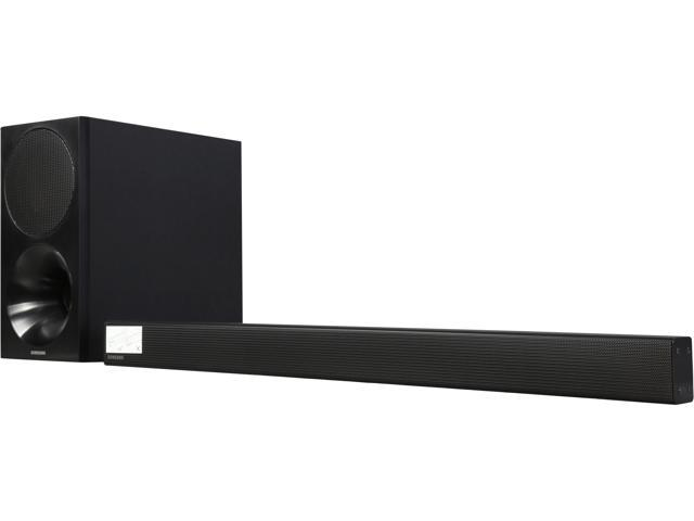 Samsung HW-M450/ZA 320W 2 1 Ch Soundbar with Wireless Subwoofer - Newegg com