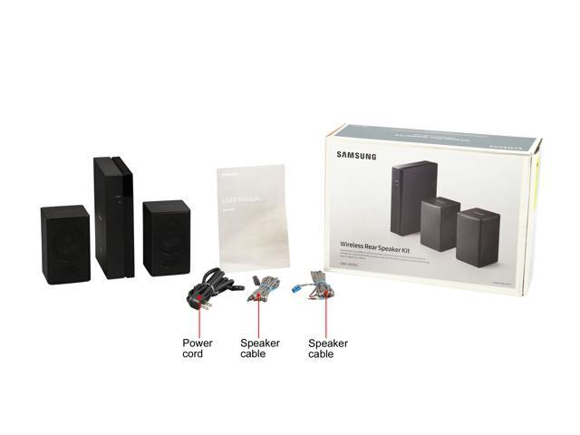 Samsung Swa 8500s Za Wireless Rear Speakers Kit Swa 8500s Newegg Com