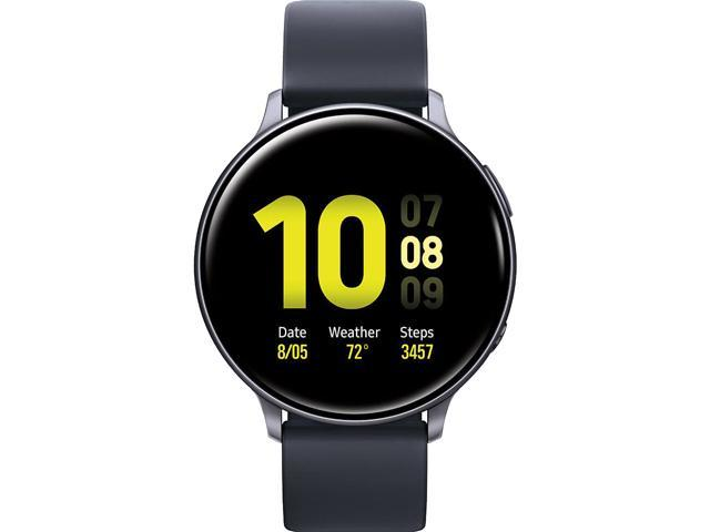 Samsung SM-R830NZKAXAR Galaxy Watch Active 2 Aluminum - 40mm/ Black Aqua Black