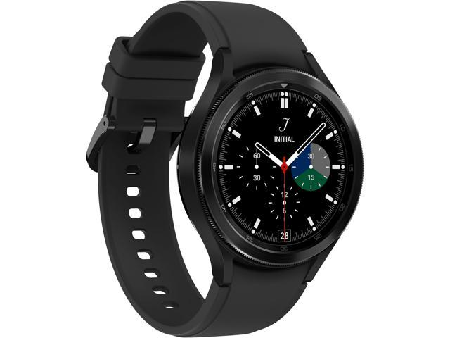 Samsung Galaxy Watch 4 Classic Smart Watch 46mm Bluetooth Stainless Steel Black