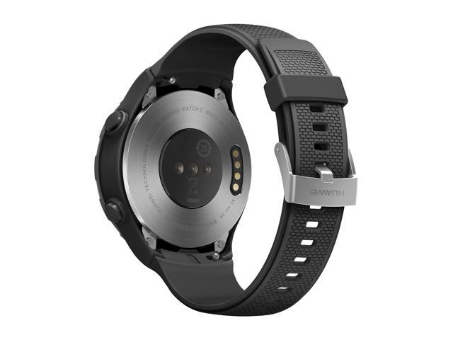 Huawei Smart Watch 2 Carbon Black - Compatible with Android and iOS -  Newegg com