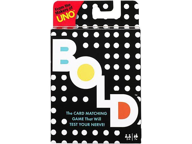 Bold Card Game - Newegg com