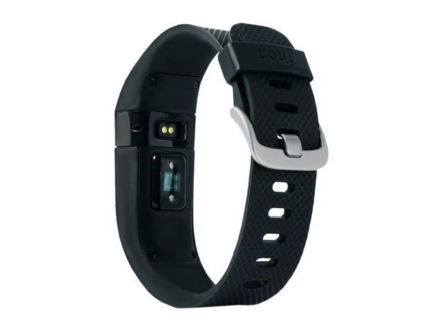 Fitbit Charge HR Wireless Activity Wristband, Black, Large - Newegg com