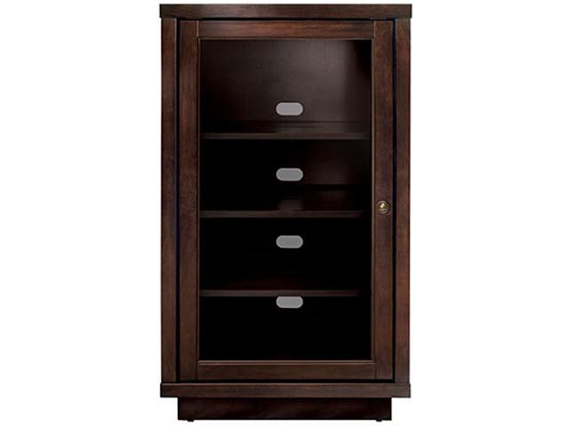 bell o atc402 audio video component cabinet. Black Bedroom Furniture Sets. Home Design Ideas