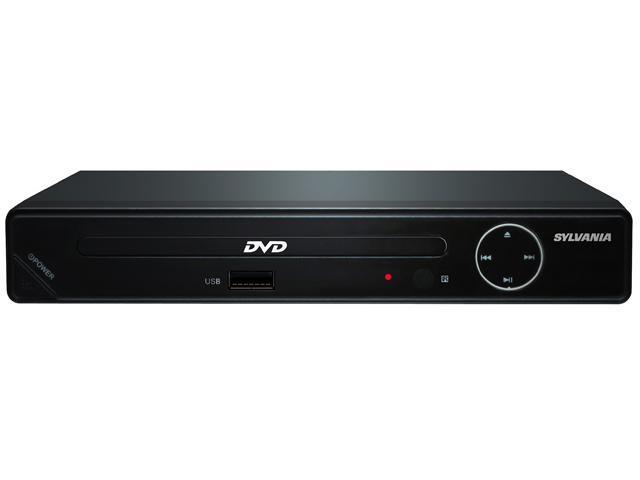 SYLVANIA SDVD6670 DVD Player - Newegg.com