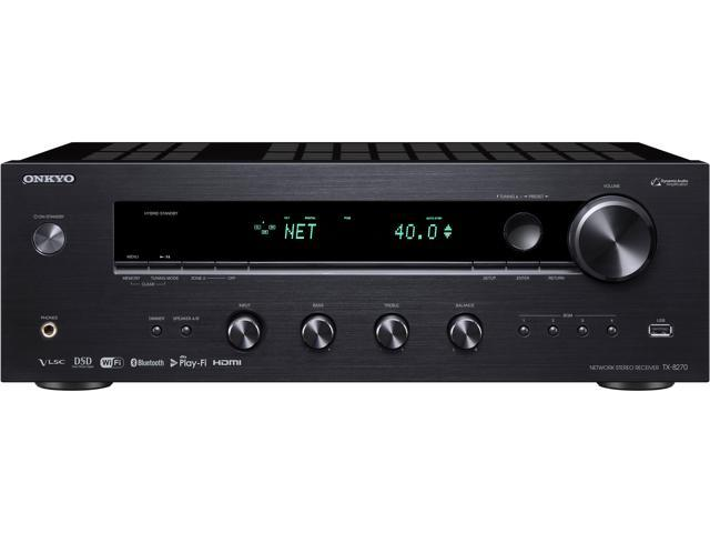 Onkyo TX-8270 Network Stereo Receiver - Newegg com