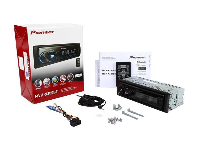 New !! Ships out Fast !!! Genuine Pioneer MVH-X380BT faceplate In Stock !!