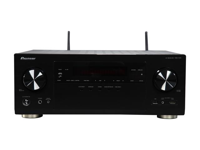 269.99 - Pioneer VSX-1131 7.2-Channel AV Receiver with MCACC Built-in Bluetooth and Wi-Fi