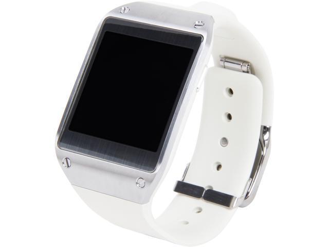 Samsung Galaxy Gear Smartwatch Oatmeal Beige Sm V700 Newegg Com