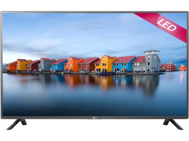 "LG 55LF6000 55/"" Full HD LED HDTV 1080p 120Hz HDMI USB Component Composite"