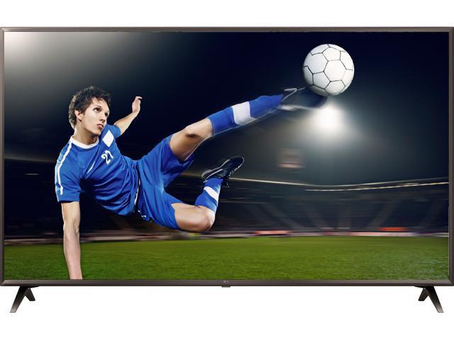 "LG UK6300 55"" 4K HDR UHD Smart TV with AI ThinQ 55UK6300PUE"
