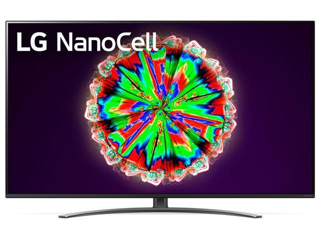"LG NanoCell 81 Series 55"" 4K UHD Smart TV with AI ThinQ 55NANO81ANA (2020)"