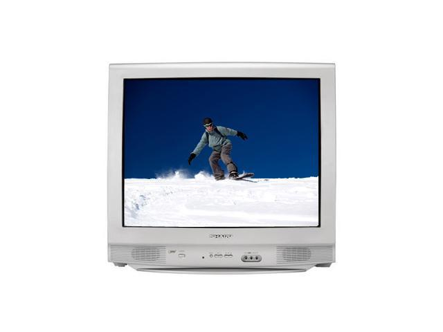 SHARP 32SC26B CRT TV - Newegg com