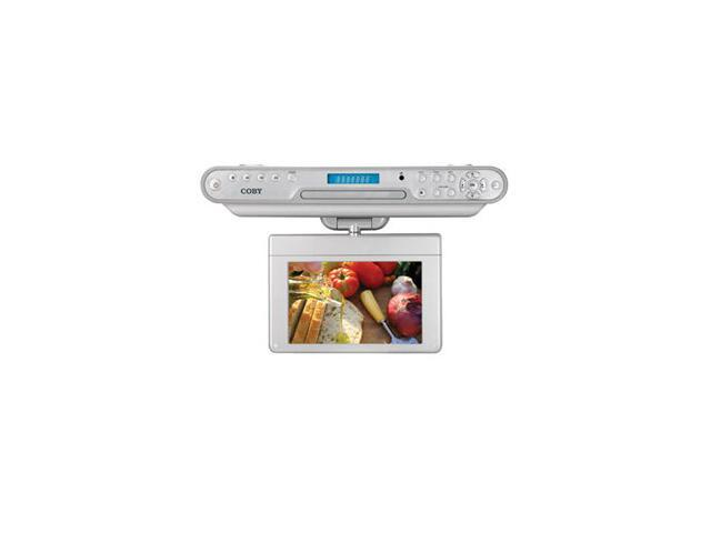 Coby Ktfdvd7093 7 Quot Lcd Tv With Built In Under The Cabinet