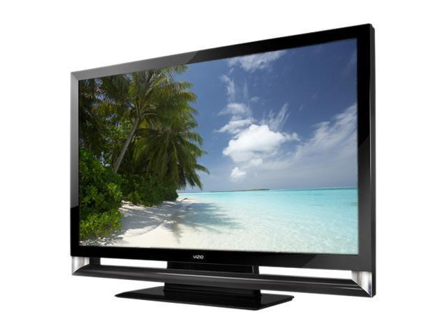 vizio 55 1080p 120hz lcd hdtv vf550m newegg com rh newegg com Vizio 55 Flat Screen TV Vizio HDTV Schematics