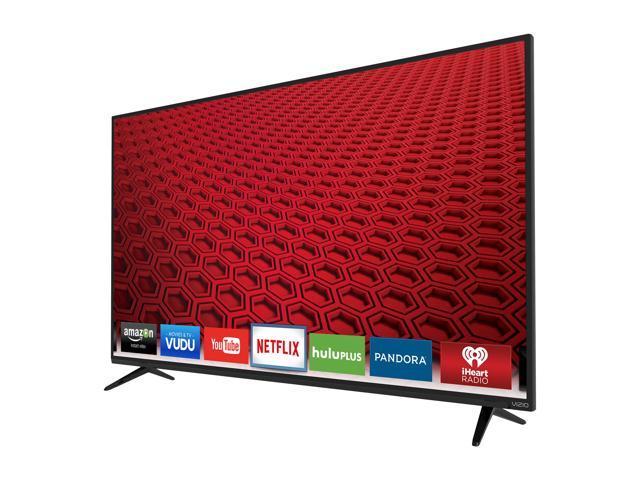 "VIZIO E55-C1 55"" Class 1080p 120Hz Smart LED HDTV"