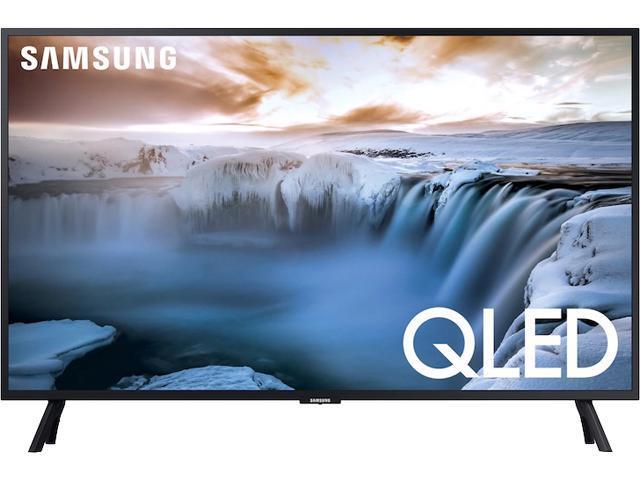 "Samsung 32"" Class Q50R QLED Smart 4K UHD TV (QN32Q50RAFXZA, 2019 Model)"