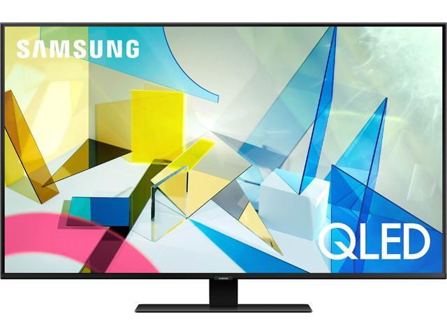 "Samsung QLED Q80T Series 50"" 4K Motion Rate 120 LED TV (QN50Q80TAFXZA 2020)"