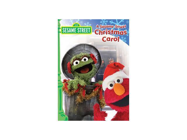 A Sesame Street Christmas Carol.Sesame Street A Sesame Street Christmas Carol Newegg Com