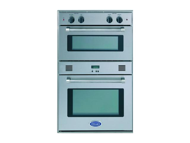 Delonghi Debige2440ss 24 Quot Electric Gas Double Wall Oven