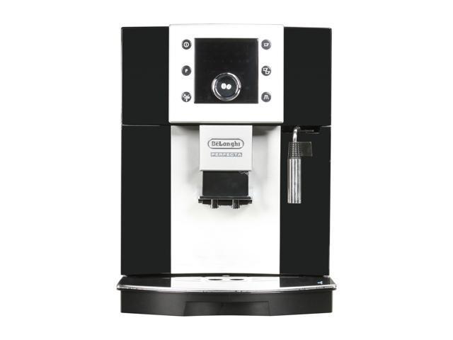 DeLonghi ESAM5400 Perfecta Super Automatic Espresso & Cappucino Machine  Black - Newegg com