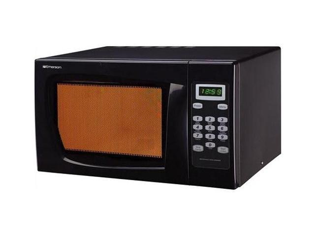 Emerson 900 Watts Microwave Oven MW8995B Black