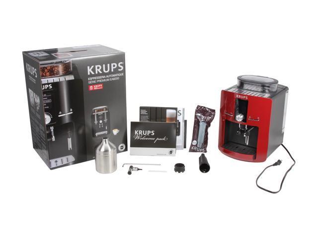 Krups Espressia Auto-Cappuccino Set XS6000 Milk Container