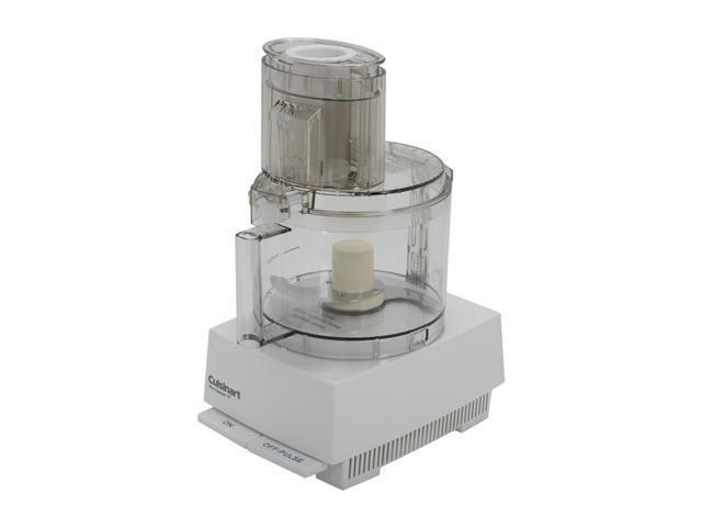 Cuisinart Dlc 8s White Pro Custom 11 Food Processor Newegg Com