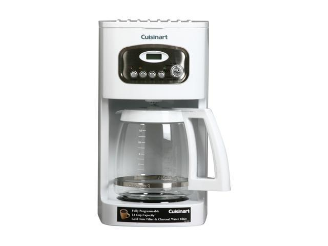 Cuisinart DCC-1100BK 12-Cup Programmable Coffeemaker Black