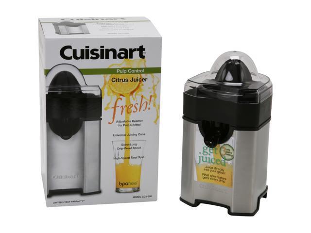 Cuisinart CCJ 500 Pulp Control Citrus
