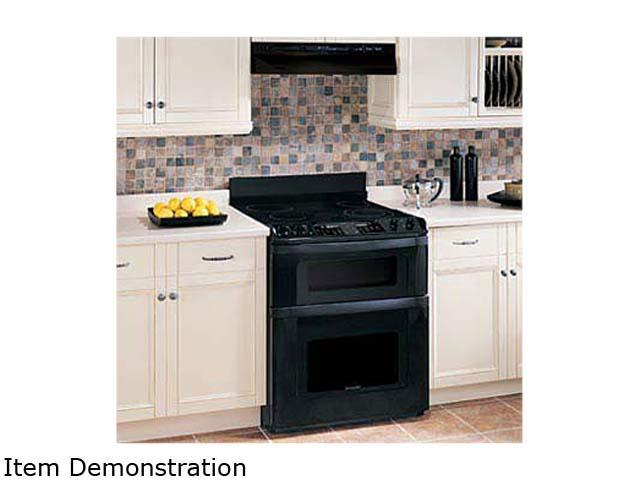 Sharp 30 Freestanding Electric Range With Microwave Drawer True European Convection Cooking System Kb3411jk