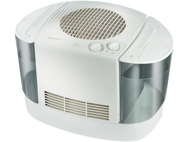 Honeywell Cool Mist Humidifier, 1 Gal., White