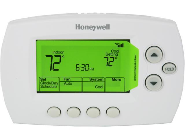 Honeywell Wi-Fi 7-Day Programmable Smart Thermostat (RTH6580WF1001/W) -  Newegg com