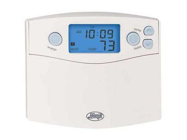Hunter 44360 7 Day Programmable Digital Thermostat