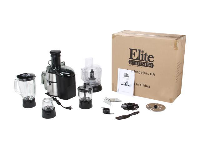 Maxi-Matic Elite EJX-5105 5-in-1 Digital Juice Extractor - Newegg com