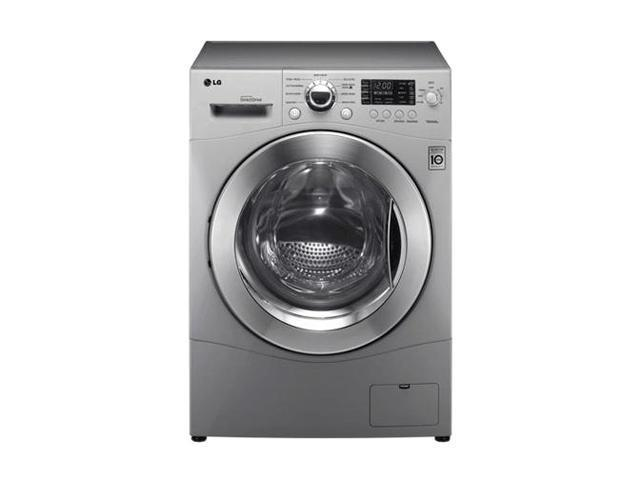 Silver Washer Dryer Combo