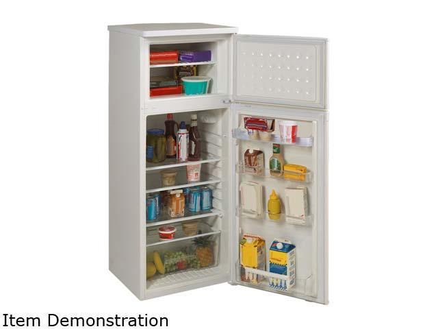 Avanti 7.5 cu.ft. 7.5 cu ft Two-Door Apartment Size Refrigerator White  RA754WT - Newegg.com