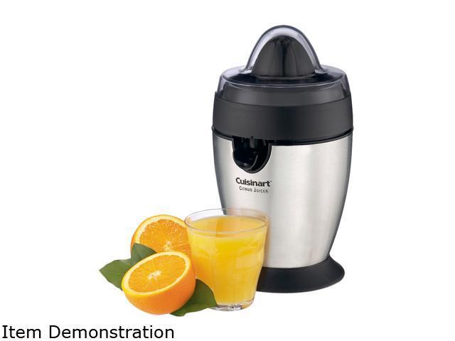 Cuisinart Pulp Control Citrus Juicer Ccj 500 Newegg Com