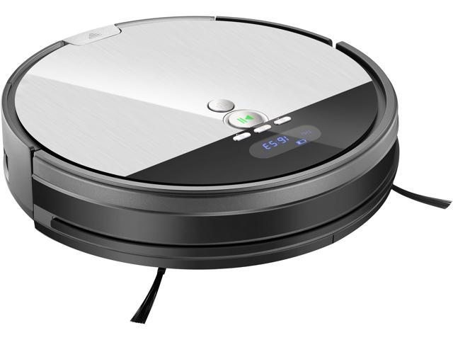 ILIFE V8s Smart 2-in-1 Planned Cleaning Robot Vacuum - Newegg com