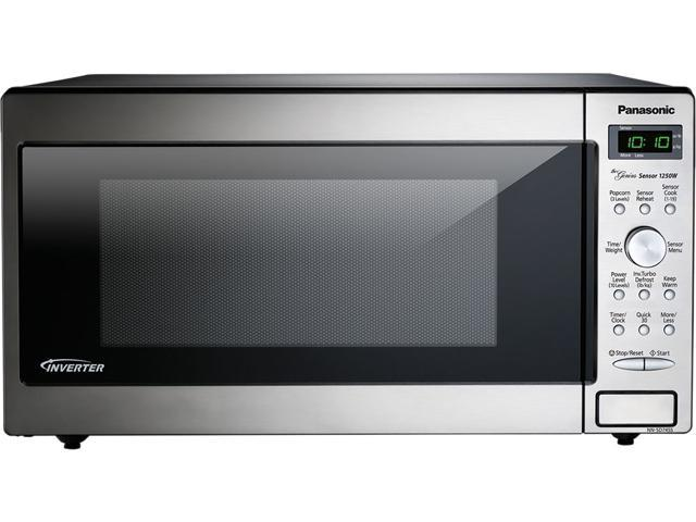 Ft Built In Countertop Microwave Oven With Inverter Technology
