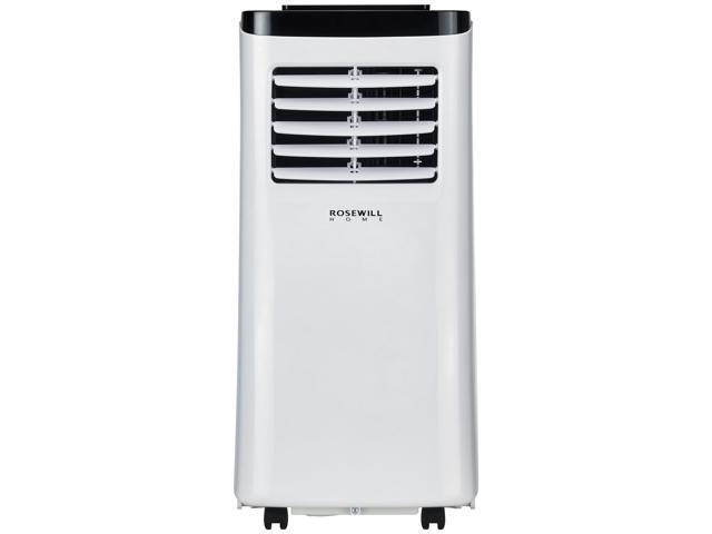 Rosewill Portable Air Conditioner Fan & Dehumidifier, 3-in-1  Cool/Fan/Dehumidify, 8000 BTU Quiet Energy Saving AC Unit - RHPA-18001 -  Newegg com